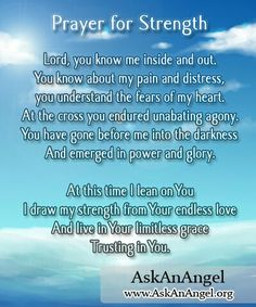 prayers for healing and strength Prayers For Strength And Healing, Prayer Quotes For Strength, God Prayer, Power Of Prayer, Quotes About Strength, Faith Quotes, Prayer For Health, Prayer For Today, Daily Prayer