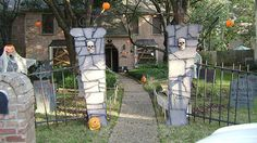 14 Projects to Make the Ultimate DIY Haunted House