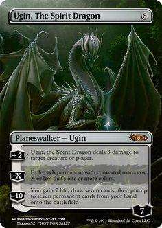 Ugin, the Spirit Dragon SA