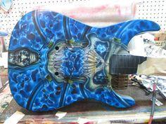 Jackson Custom Guitar