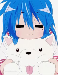 anime challenge day 13, what anime character am i most like - konata from lucky star