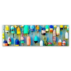 Trademark Fine Art Preston 'Floaters' Canvas Art