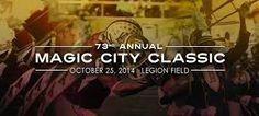 "Birmingham Is Happening!!!!!!!!!! The 73rd Annual ""MAGIC CITY CLASSIC"" October 25,2014 @ Legion Field Alabama A&M vs. Alabama State"