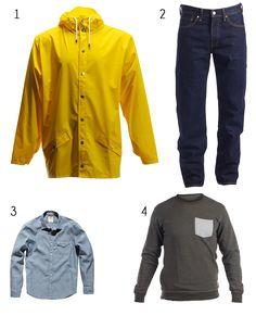 Cum poți purta o pelerină galbenă într-o ținută smart casual? Află din noul post de pe blog: >> http://blog.superjeans.ro/2014/03/o-pelerina-de-ploaie-o-tinuta-smart-casual-pentru-barbati/