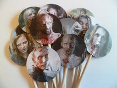 The Walking Dead Zombies party picks