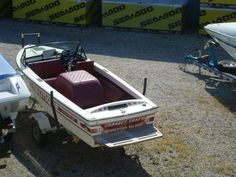 Cool 1981 Nautique Ski Boat.