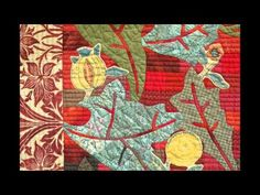 2016 TOKYO International Quilt Festival 東京国際キルトフェスティバル - YouTube