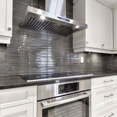 CUISINES Interior Design Videos, Grey Interior Design, Interior Design Kitchen, Kitchen Designs, White Kitchen Cabinets, Kitchen Dining, Kitchen Decor, Kitchen Ideas, Dining Room
