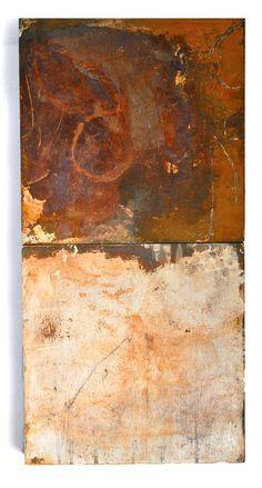 Claire Wilson - Slip | Rust, Acrylic | 2012