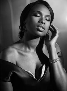 Jennifer Hudson by Francesco Carrozzini for Net-a-Porters The Edit 3