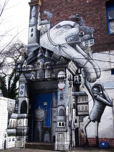 Pleghm – Street Art