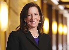"""Cathy Engelbert, CEO, Deloitte  It's important for both men and women to be honest about the time they take for their families in order to set a better precedent. """"Sometimes we don't think we can raise our hand and ask for flexibility and predictability."""" """"I coached my daughter's basketball team for four years, for instance, and I was not shy about it. I said when I was leaving for a practice or a game, and they respected that and used to come and say, 'I'm so glad you were honest with us…"""