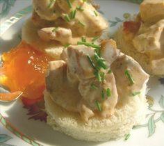 The Classic 1953 Coronation Chicken Salad Recipe