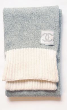 Chanel Cashmere Scarf