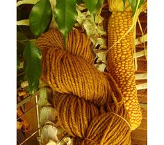 How to make natural dyes.
