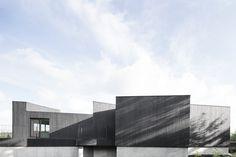 Galería de La Héronnière / Alain Carle Architecte - 4