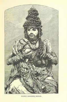 Image taken from page 85 of 'The Land of Temples (India)' | by The British Library