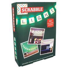 Guirlandes de Scrabble