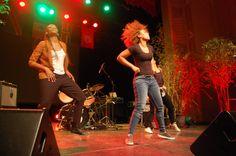 Danse Afrobeat par Maymouna