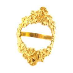 Flower Garland Ring