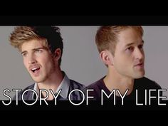 Story Of My Life - One Direction - Luke Conard & Joey Graceffa Music Video OMG THIS IS JUST SO YES ITS JUST OMG OMG OMG I LOVE THIS EVERYONE DROP YOUR DOING AND LISTEN!!!!!!!!!!!