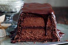 Chocolate mousse box main image