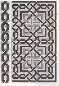 View album on Yandex. Celtic Cross Stitch, Cross Stitch Borders, Cross Stitch Charts, Cross Stitch Designs, Cross Stitching, Cross Stitch Embroidery, Cross Stitch Patterns, Knitting Machine Patterns, Knitting Charts