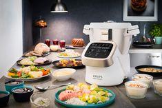 Krups Prep & Cook HP 5031, Küchemaschinen, Weißbrot, Morgenmuffelchen, Brötchen, Produkttest,