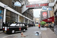 Give people an incentive to share - location stunts like the 'Wreck-It Ralph' Instillation in London allow people to instagram the world of your brand