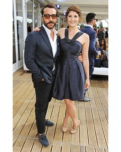 looking all tom ford // #jeremypiven #style