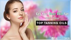 The quest for the best tanning oil can be a difficult one. You will face many choices from a generic suntan oil to exotic options like Hawaiian tanning oil or Maui Island oil.  #TanningOils #Beauty #Skincare #Oils #Tanning #Cosmetics #Lotion #Sunscreen #Beautyproducts #Fixyourskin