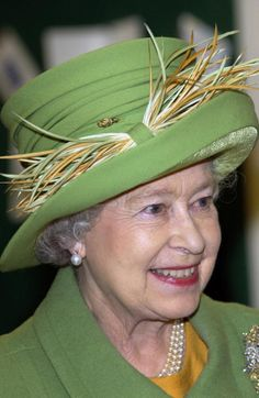 February 6, 2002 - 50th anniversary of accession to the throne, Sunday services at West Newton Church, Sandringham