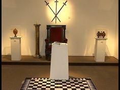 El ojo que todo lo ve: Muestra inédita de la Masonería del Uruguay