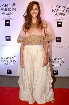 Unique take on indian fashion!