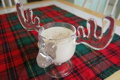 Christmas Vacation Eggnog Mugs - I've been wanting these for a long time!