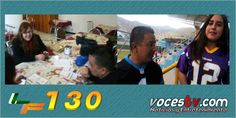 #LOSFANATICOS 130  - DEPORTES @VOCESTV_1