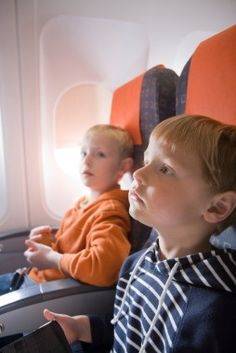 50 ways to entertain a kid on a plane. If youve ever flown with a child you would KILL for this list. lol.