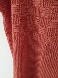Harmony by Hanne Falkenberg, modified neck line and length by Ulla Røjkjær Slip Stitch, Knitting Patterns, Knitting Ideas, Knit Crochet, Mosaic, Projects To Try, Vest, How To Make, Gifts