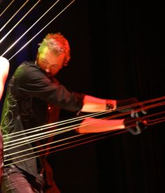 William Close and the Earth Harp. Saw him on AGT and fell in love. What a great and original way to bring music and joy to the world. Would love to see him live performing one day.