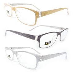 655093a11a3 Details about Reading Glasses Glitter Fashion Frame Sparkling Women s  Readers 150-300 + Case
