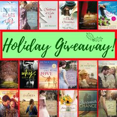 Last chance to enter! I'm drawing a winner at midnight (if I can stay awake that late). 19 books from 6 authors. Merry Christmas and Happy Reading!! 💚🎅🏽📚🎅🏽💚