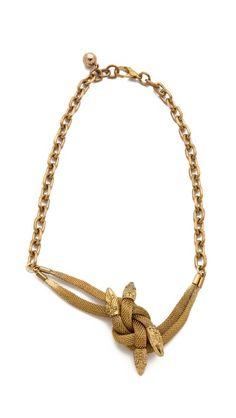 Medusa Necklace