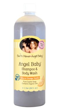 MUST try this for a baby with sensitive skin http://thestir.cafemom.com/baby/146910/6_natural_baby_washes_safe/104301/earth_mama_angel_baby_shampoo?slideid=104301?utm_medium=sm&utm_source=pinterest&utm_content=thestir