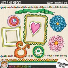 FREEBIE: Bits and Pi