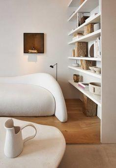 Minimalist Living Room Design | #opulentmemory #minimalism #classic #interiordesign #homedecor Decor, Cheap Home Decor, Home And Living, Minimalist Living Room Design, Home Living Room, Home Remodeling, Interior, Living Decor, House Interior