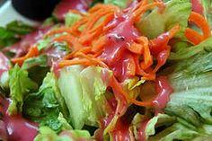 Super Summertime Salad and Dressing (Gluten-Free)