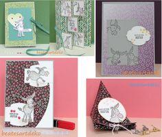 Stampinup, Tricks, Cordial, Packaging, Ideas