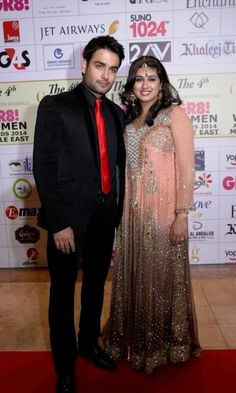 vivian-dsena-vahbbiz-dorabjee-at-gr8-women-awards-2014
