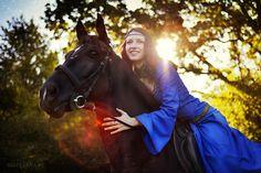 фотосессии с лошадьми Ворнеж