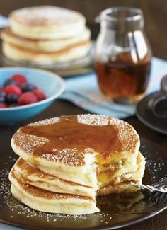 Femina.co.id: Agar Pancake Mengembang & Empuk #tipmemasak #kiatmemasak